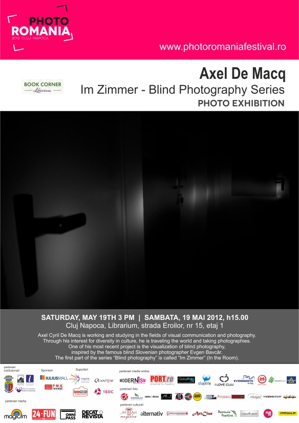 International Romanian Photo Festival Poster